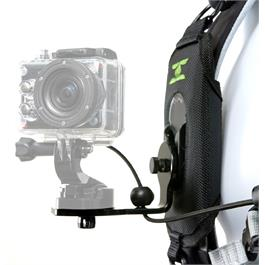 Cotton Carrier CCS POV System + Strapshot for Action Cameras thumbnail
